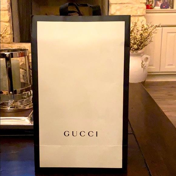 Gucci Gift Bag